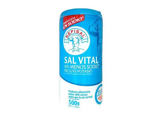 SAL VITAL BARRIL x 500g - REFISAL