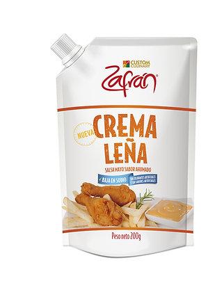 SALSA CREMA LENA x 200g - ZAFRAN