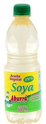 ACEITE SOYA x 500 ml - ABURRA