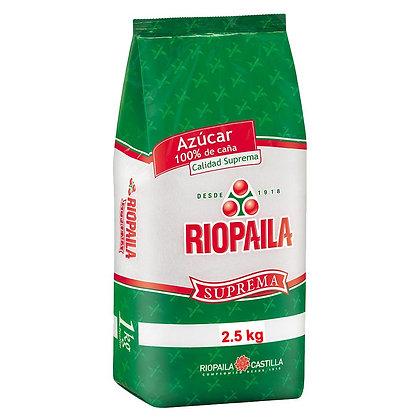 AZUCAR BLANCA x 2.5kg - RIOPAILA