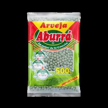 ARVEJA VERDE x 500g - ABURRA