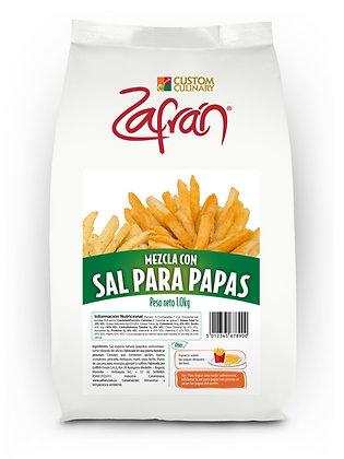 SAL PARA PAPAS x 1kg - ZAFRAN