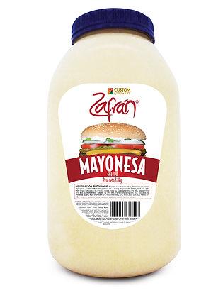SALSA MAYONESA GARRAFA x 3.8kg - ZAFRAN