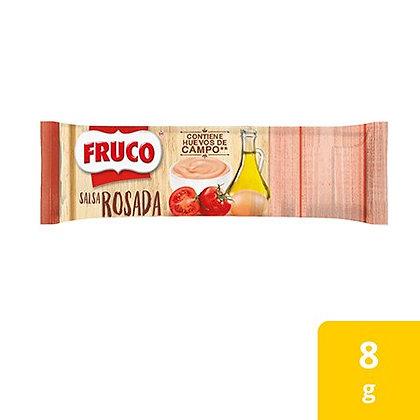 SALSA ROSADA SOBRES 8g x 102und - FRUCO