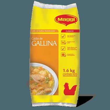 CALDO EN POLVO x 1.6kg - MAGGI