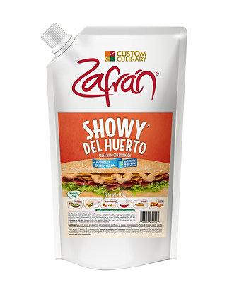 SALSA SHOWY DEL HUERTO x 1kg - ZAFRAN