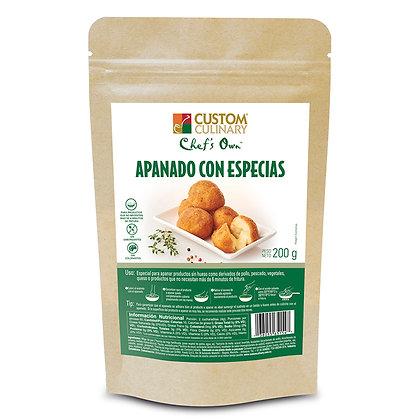 APANADO ESPECIAS x200g-CHEFSOWN