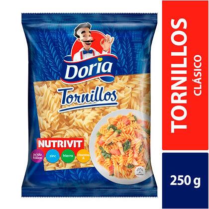 PASTA TORNILLO CLASICA x 250g - DORIA