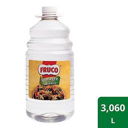 VINAGRE BLANCO x 3.06lt - FRUCO