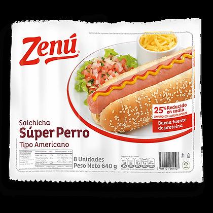 SALCHICHA SUPER PERRO x 1.44kg - ZENU