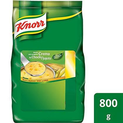 CREMA DE CHOCLO x 800g - KNORR