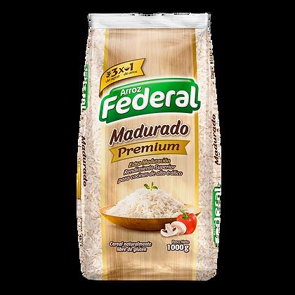 ARROZ MADURADO x 1kg - FEDERAL