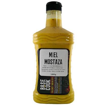 SALSA MIEL MOSTAZA x 1.2kg - BASECOOK