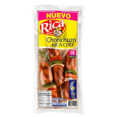 CHORICHUZO RICACHEF x 500g - RICA