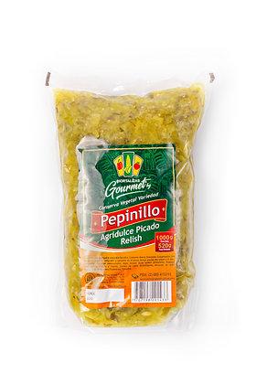 PEPINILLO AGRIDULCE RELISH x 1kg - HG