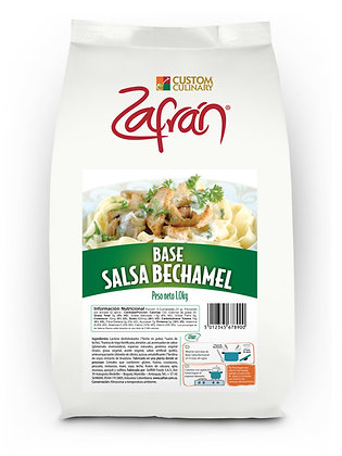 BASE SALSA BECHAMEL x 1kg - ZAFRAN