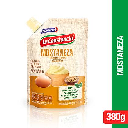 SALSA MOSTANEZA x 380g - LA CONSTANCIA