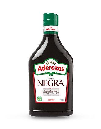 SALSA NEGRA x 1.05kg - ADEREZOS