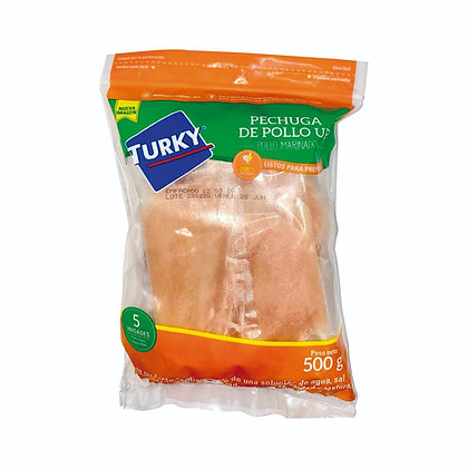 FILETE DE POLLO UP 100g x 5und - TURKY