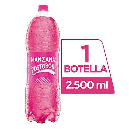 MANZANA PET x 2.5lt - POSTOBON