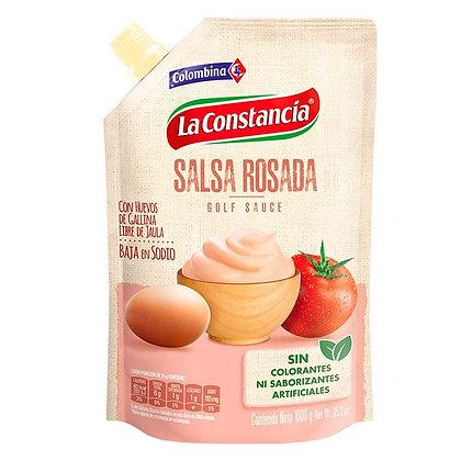 SALSA ROSADA x 1kg - LA CONSTANCIA