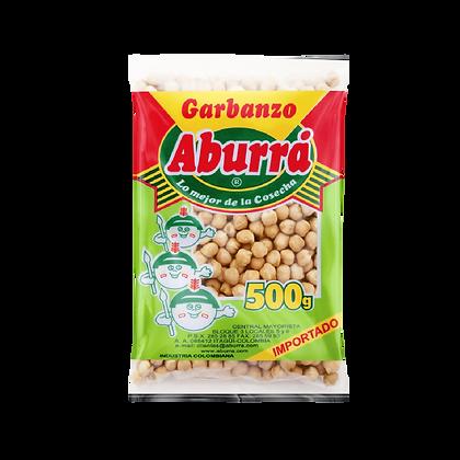 GARBANZO x 500g - ABURRA