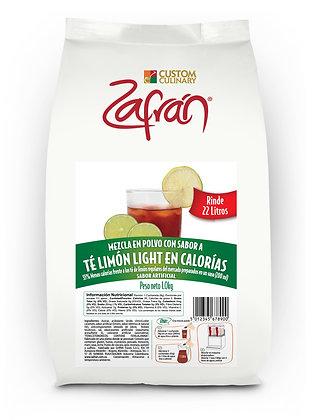 MEZCLA LIGHT EN POLVO TE LIMON x 1kg - ZAFRAN