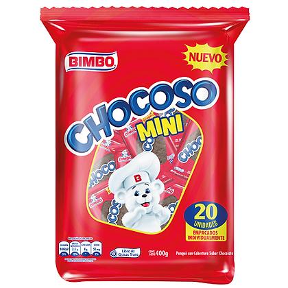 MINIX CHOCOSO x400g-BIMBO