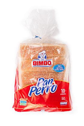 PAN PERRO CLUSTER x 10und - BIMBO