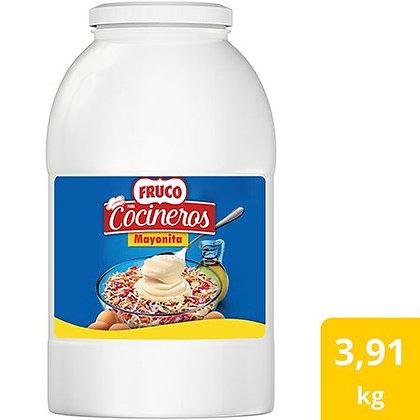 SALSA MAYONITA GARRAFA x 3.91kg - FRUCO