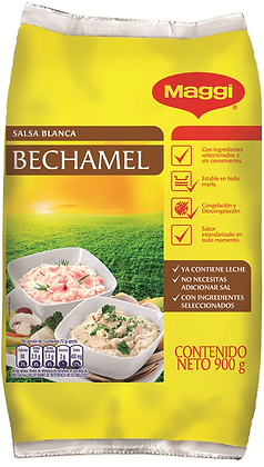 BASE SALSA BECHAMEL x 900g - MAGGI