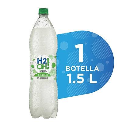 AGUA SABORIZADA LIMONATA x1.5lt-H2O