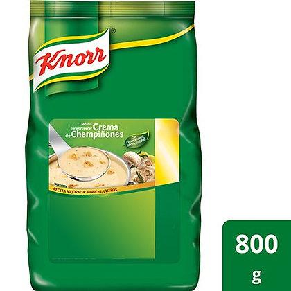 CREMA DE CHAMPINON x 800g - KNORR