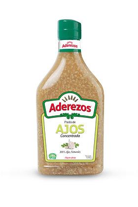 PASTA DE AJO x 1.05kg - ADEREZOS