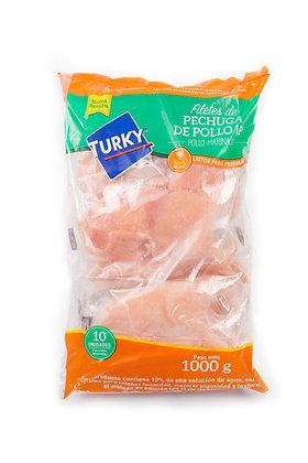 FILETE DE POLLO UP 100g x 10und - TURKY