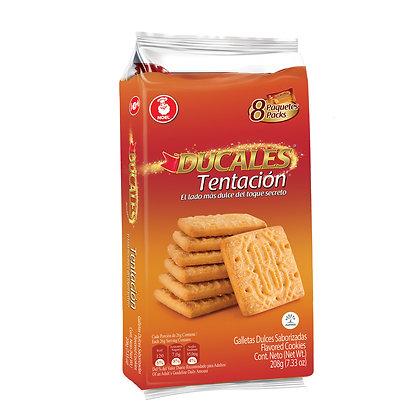 GALLETAS TENTACION x8und-DUCALES