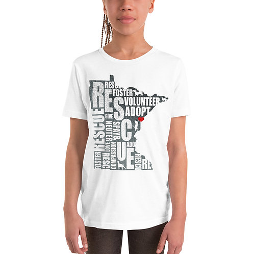 Rescue Youth Short Sleeve T-Shirt