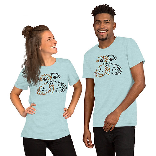 Animal Allies: Silhouettes Logo Unisex T-Shirt