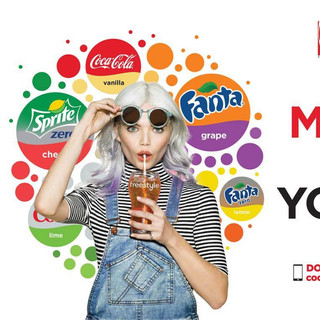 Coca-Cola European Partners - Freestyle UK