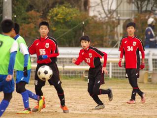 PHOTO追加:U-14リーグ vs蹴友B、桜ヶ丘中