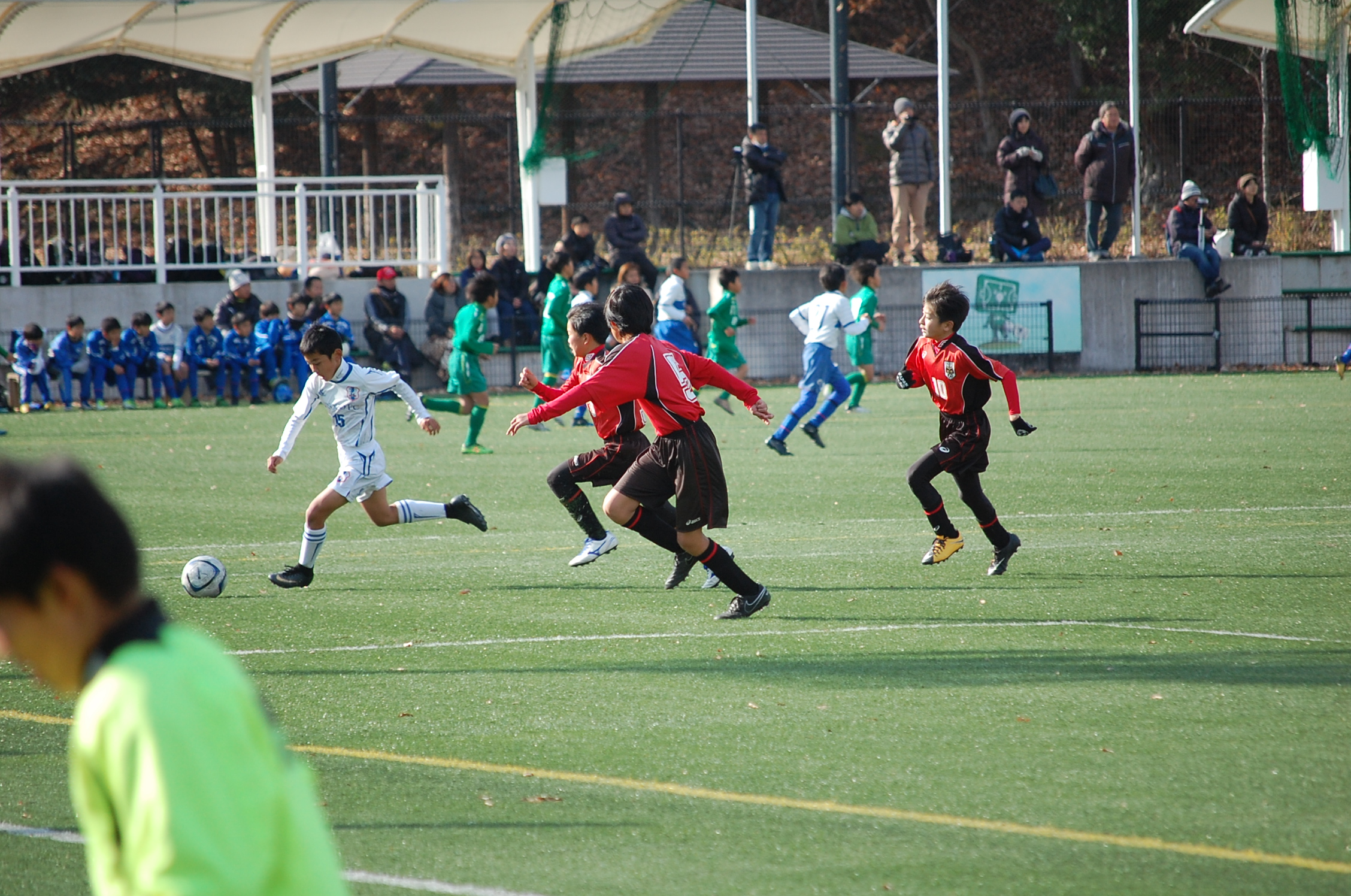 U-11 セントラルカップ決勝トーナメント