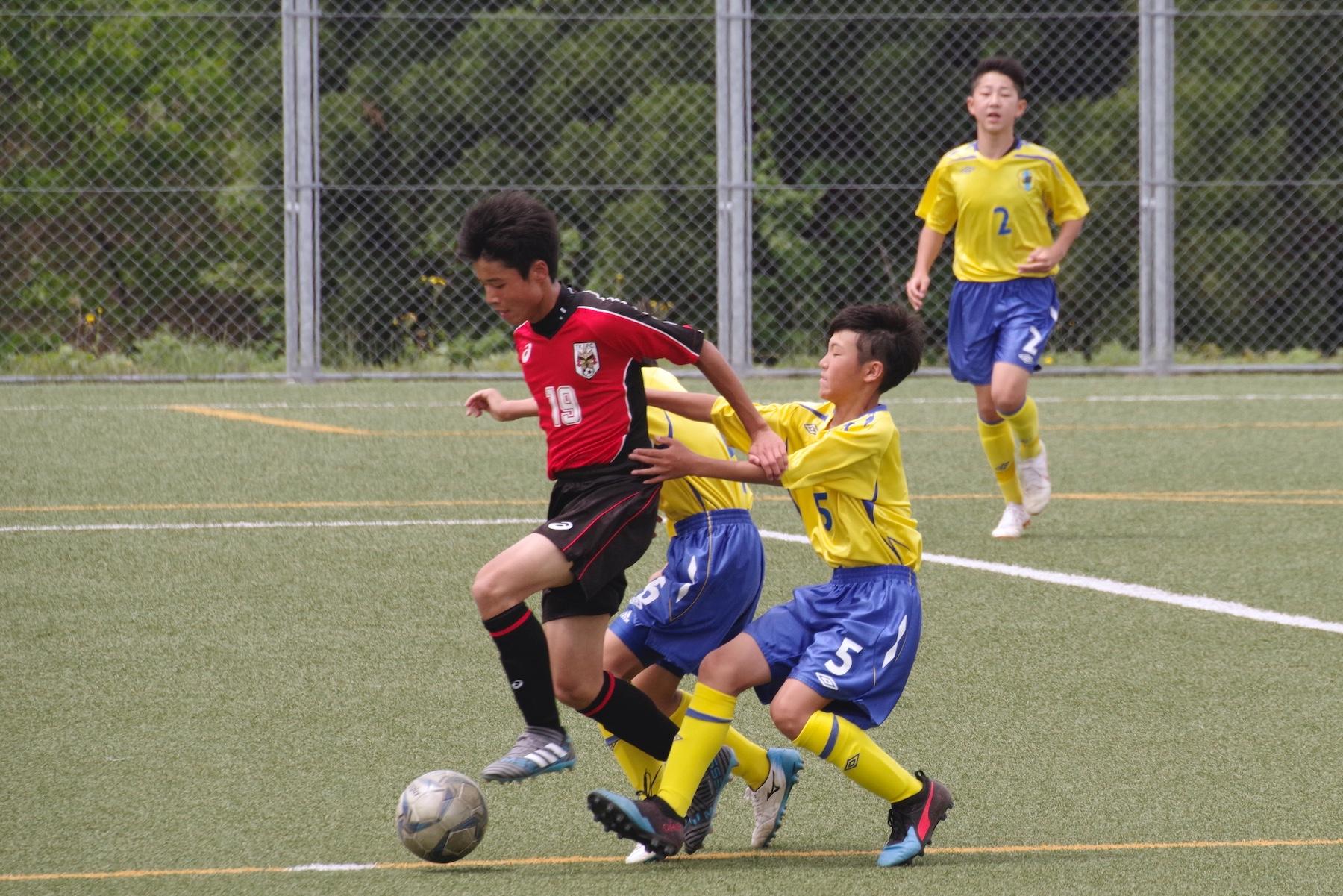鳥取県クラブユース選手権 U-15大会 予選 vsセリオ