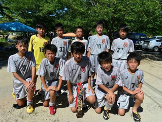 ディアブロッサカップ2018in福山 U-12,11