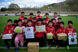 JA全農杯全国小学生選抜サッカー中国大会・決勝L