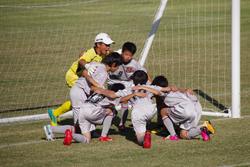 第42回全日本U-12サッカー選手権大会 鳥取県大会 準決勝