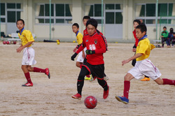 U-13 県リーグ vs 南中