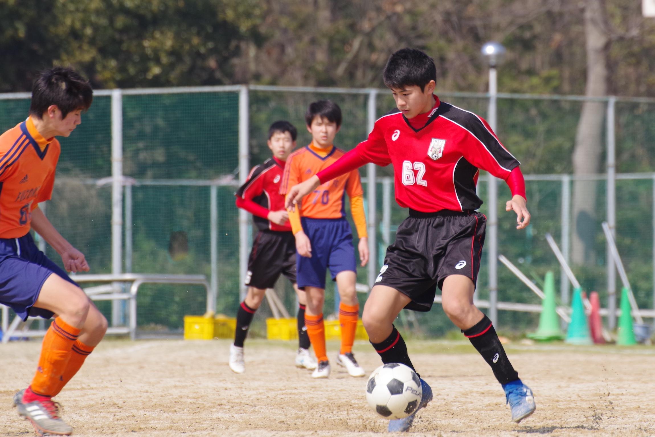 U-14 順位決定リーグ