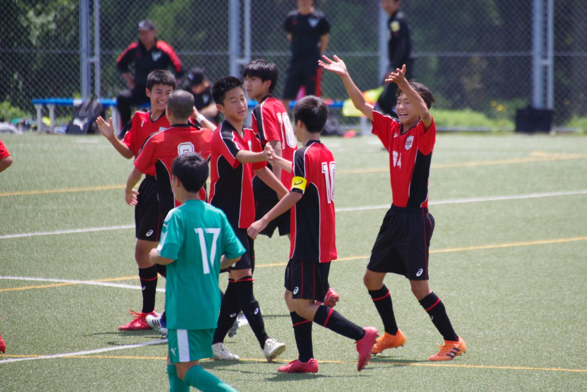 鳥取県クラブユース選手権 U-15大会準決勝 VS ガイナーレ