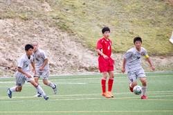 鳥取県クラブユース選手権 U-15大会準決勝 vs ヴァモス