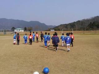 合同練習・兵庫FC